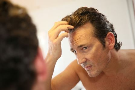 Warning Signs of Male Hair Loss
